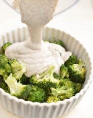 CREAMY BROCCOLI QUINOA CASSEROLE-HEALTHY GLUTEN FREE DINNER 2