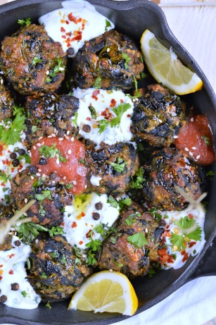 TURKEY SPINACH MEATBALLS 3