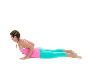 Five ways to better posture with yoga 2