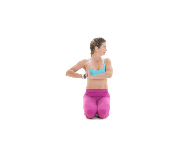 Five ways to better posture with yoga 4